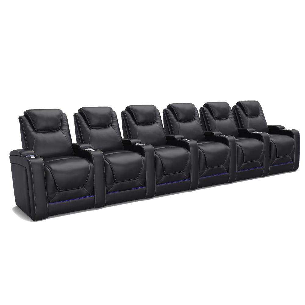 Equinox Back Row by Seatcraft