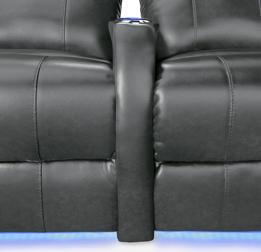 Space-Saver Arms