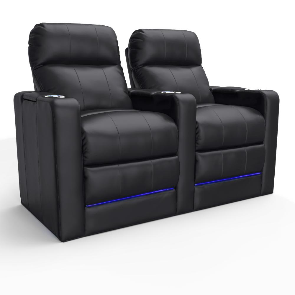 Monterey BACKROW Theater Seating® by Seatcraft