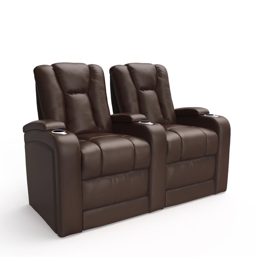 Serenity BACKROW Theater Seating® by Seatcraft