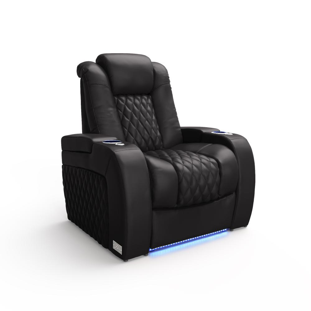 Diamante Single Recliner by Seatcraft