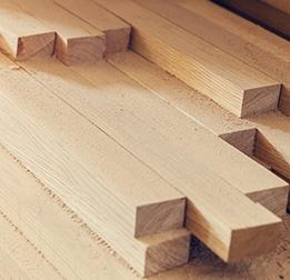 Solid Hardwood Frames