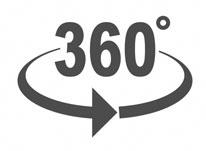 360º Swivel