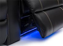 Optional LED Baselighting
