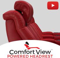 Comfort View Powered Headrest