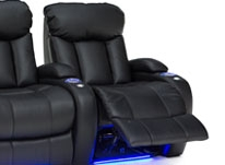 Power or Manual Recline