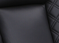 Perforated Seat & Backrest