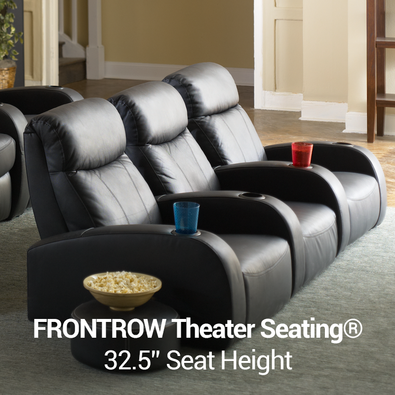 FRONTROW Theater Seating®